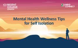 COVID-19 self isolation tips for students