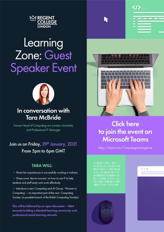 Learning-Zone-event-launched