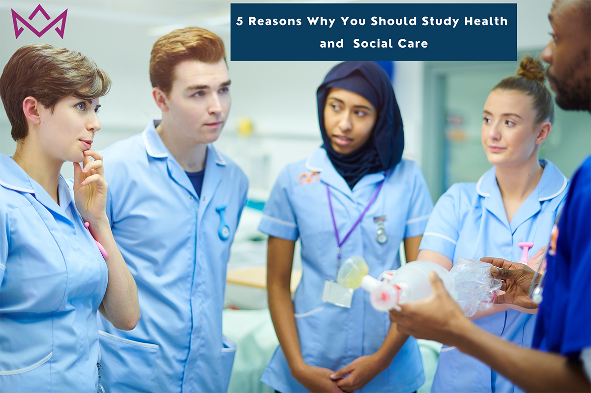 Reasons Why You Should Study Health and Social Care