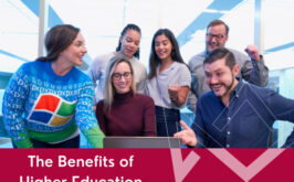 What are the benefits of Higher Education?